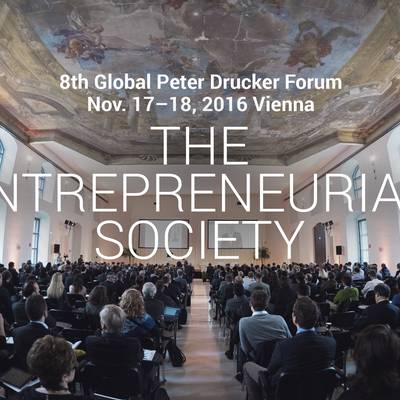 8. Peter Drucker Forum